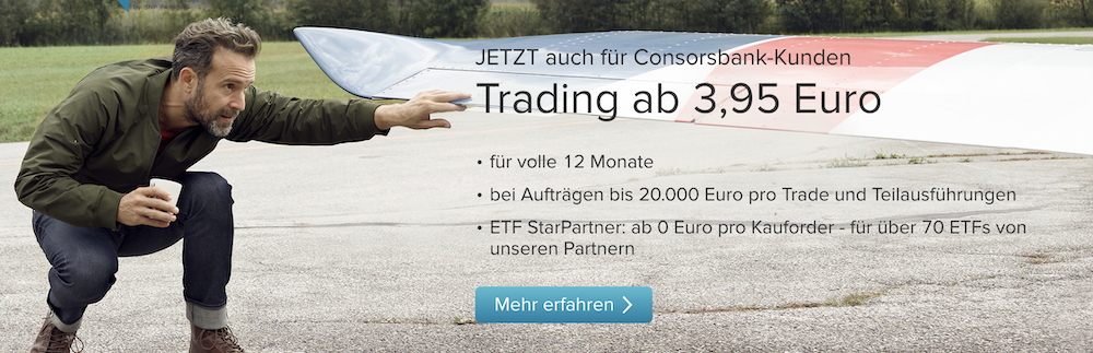 Consorsbank Trading Kosten
