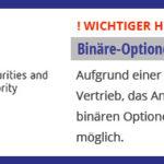 Immer mehr Broker für binäre Optionen bieten Extra-Guthaben an