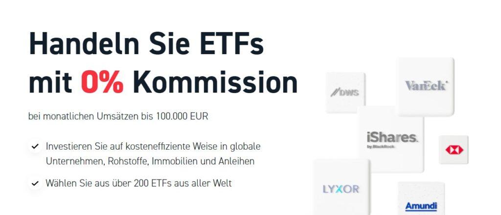 Ein Blick auf die Webseite des regulierten Brokers XTB