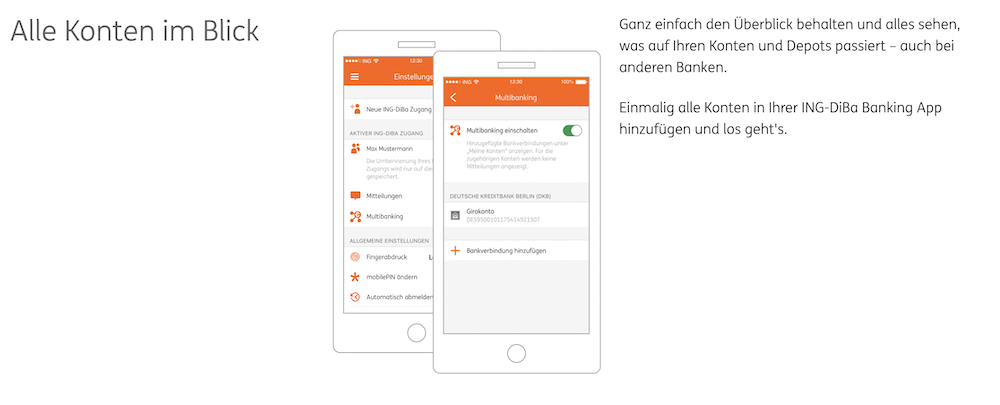 ING-DiBa App
