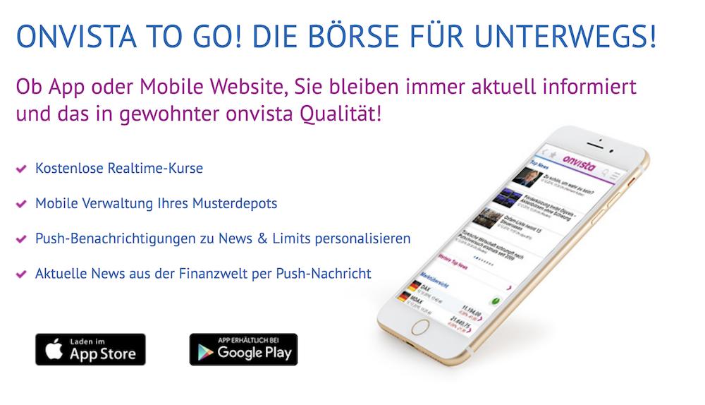 Aktiendepot App